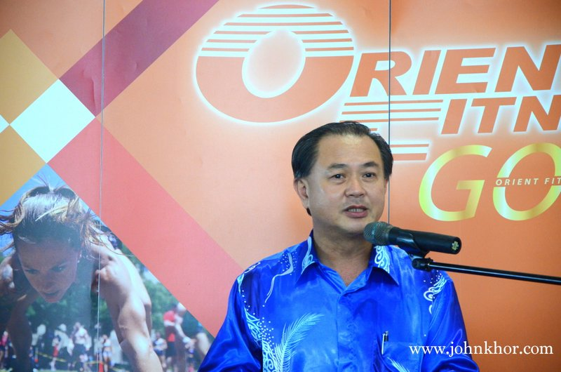 The Grand Opening of Orient Fitness Gold @ Gurney Paragon Mall, Gurney Drive, Penang (4)