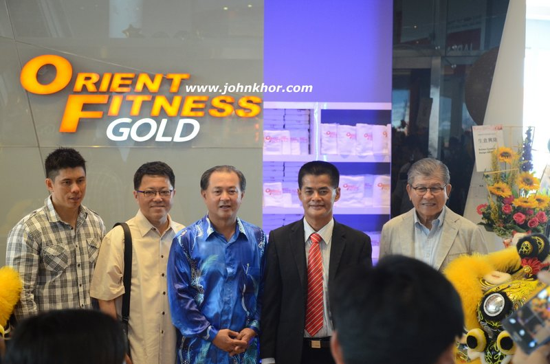 The Grand Opening of Orient Fitness Gold @ Gurney Paragon Mall, Gurney Drive, Penang (5)