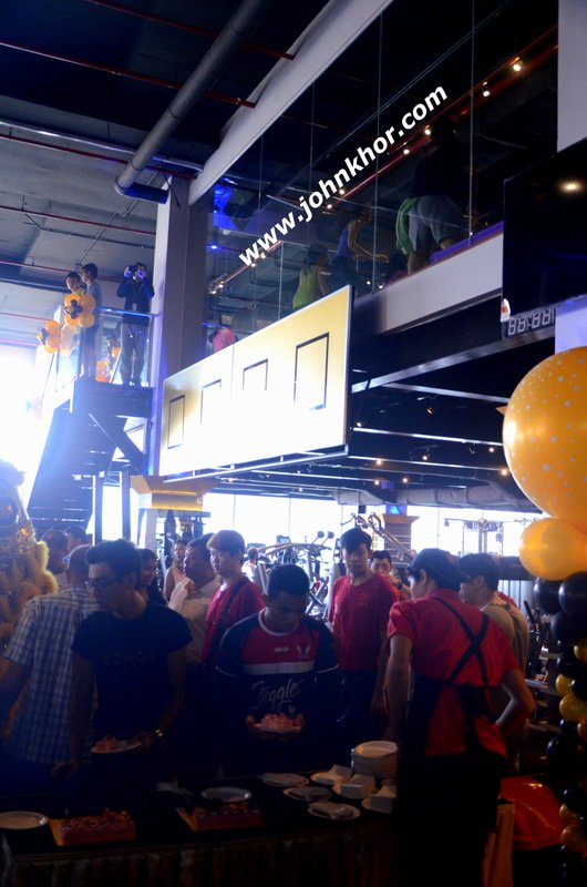 The Grand Opening of Orient Fitness Gold @ Gurney Paragon Mall, Gurney Drive, Penang (7)