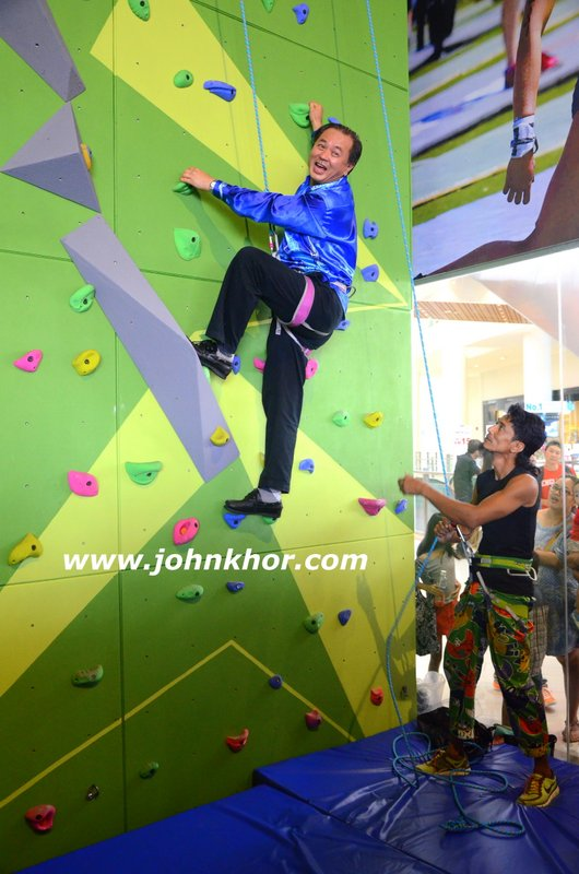 The Grand Opening of Orient Fitness Gold @ Gurney Paragon Mall, Gurney Drive, Penang (9)